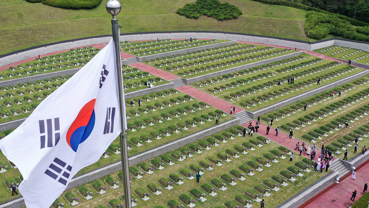 S. Korea commemorates 41st anniversary of pro-democracy movement in Gwangju