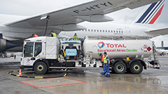 Air France uses cooking oil as fuel for flight to Canada