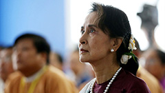 Aung San Suu Kyi appears in court for first in-person appearance since Feb. 2 coup