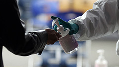 Dozens of accidents related to hand sanitizers; gov't bans small pouch hand sanitizers
