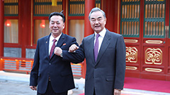 Chinese FM vows to deepen ties with North Korea during talks with new ambassador to China