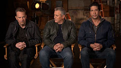 'Friends' reunite after 17 years with laughter, tears, memories and guest stars