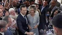 Syria's Assad wins 4th seven-year term with over 95% of vote; Western nations question results