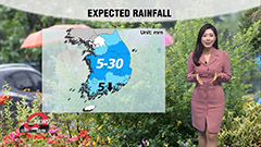 Rain to linger through first half of day