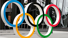 Olympic athletes must sign COV