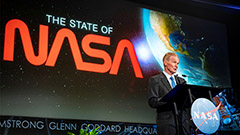 NASA announces two missions to