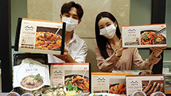 Meal kits help boost small restaurants' sales during pandemic