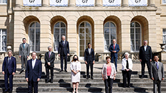 G7 agrees on global minimum corporate tax rate of at least 15%