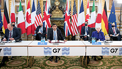 G7 countries agree to make giant multinational businesses pay up minimum tax