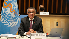 WHO chief calls on G7 to share vaccines right away
