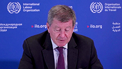 ILO chief warns impact of COVID-19 on world of work is worse than that of 2008 financial crisis