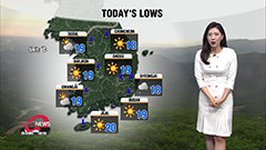 Warmer highs, sunny skies in s