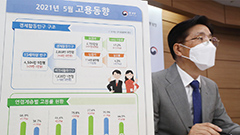 No. of people employed in S. Korea rises for 3rd straight month in May