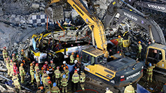 9 people killed, 8 severely injured in Gwangju after building collapses on bus