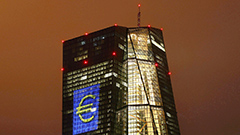 ECB leaves key interest rate unchanged at 0% until inflation outlook nears 2%