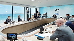 3-day G7 summit draws to close with communique underscoring joint action to address array of global issues