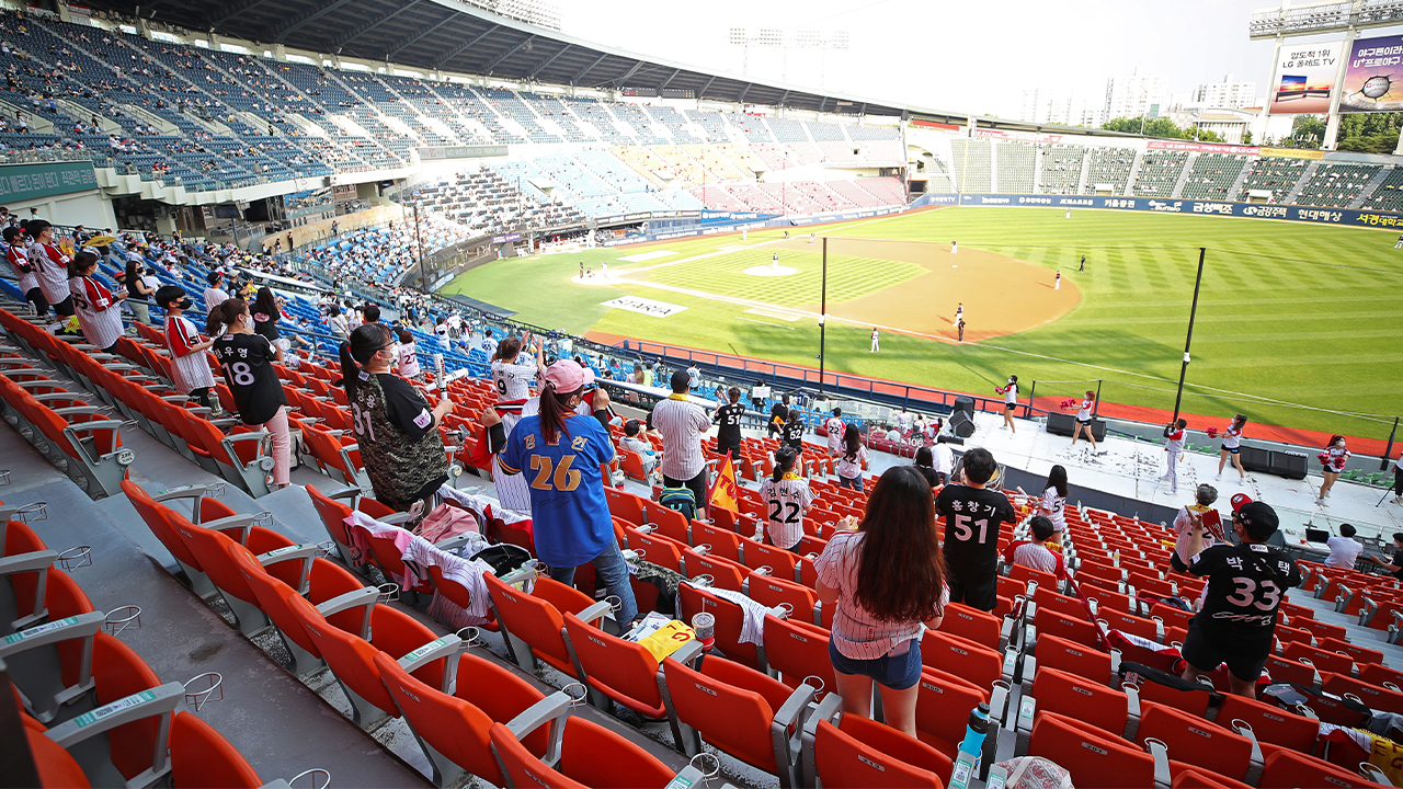 Up to 4,000 people allowed to attend K-pop or music concerts and 30-50% capacity allowed for sports events