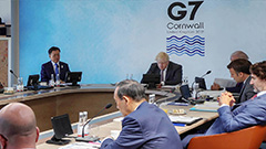 Responses to G7 commitment on vaccine sharing, climate change