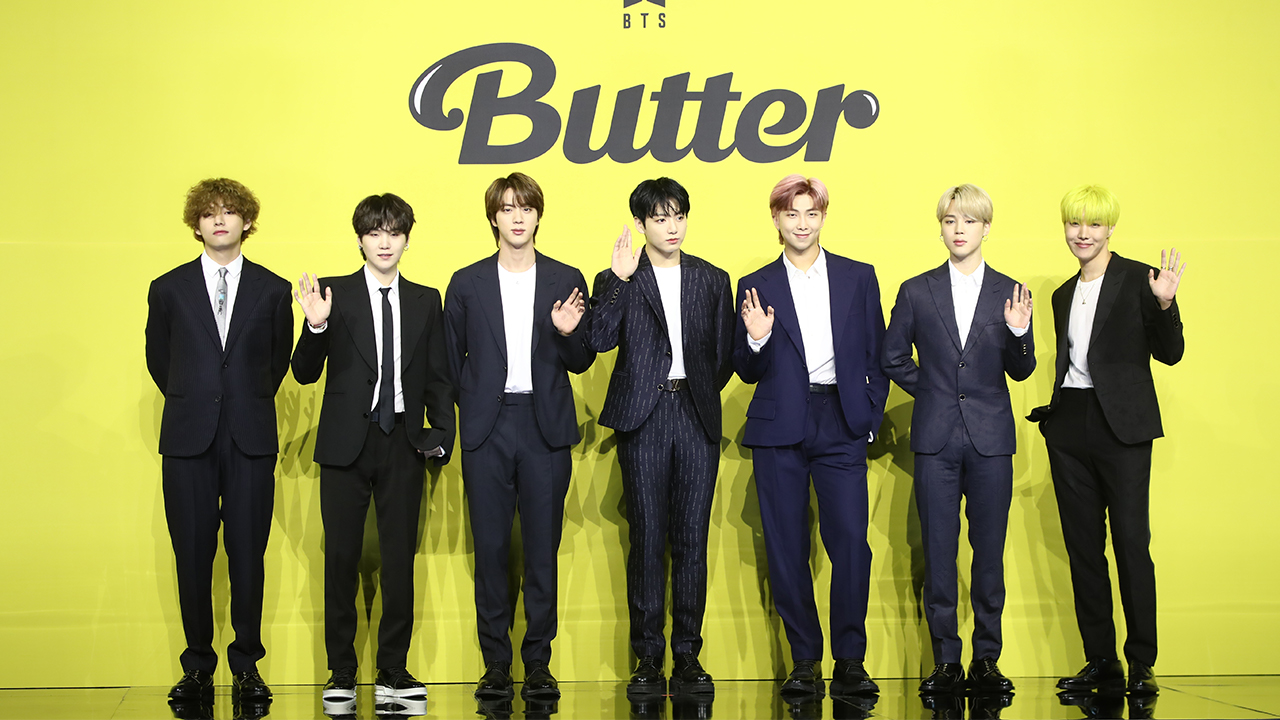BTS' new track 'Butter' tops Billboard Hot 100 chart for third straight week
