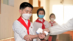 U.S. supports provision of COVID-19 vaccines to N. Korea
