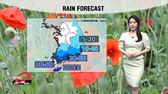 Heat to return in capital area tomorrow...rain to continue for the South