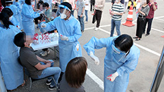 More than 14 million have received at least first dose of COVID-19 vaccine in S. Korea
