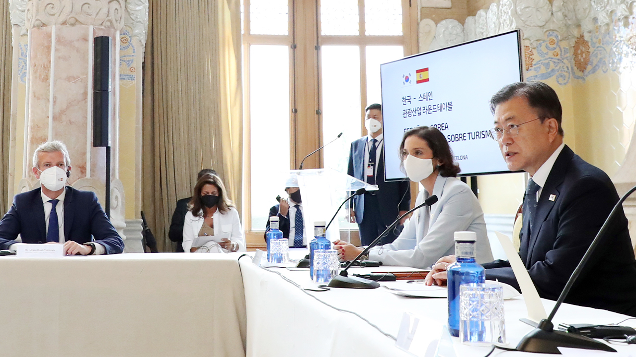 S. Korea and Spain to cooperate for safe and sustainable tourism