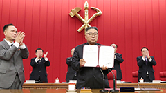 Kim Jong-un says regime should be ready for both dialogue, confrontation with U.S.