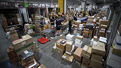 Korea Post strikes deal with union over parcel sorting dispute