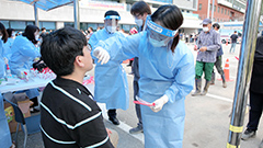 S. Korea reports 482 new cases on Saturday; new distancing measures to come on Sunday