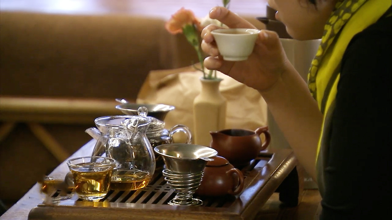 Tea capsules hit the market for non-coffee drinkers