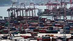 S. Korea's exports in first 20 days of June up 29.5% on-year