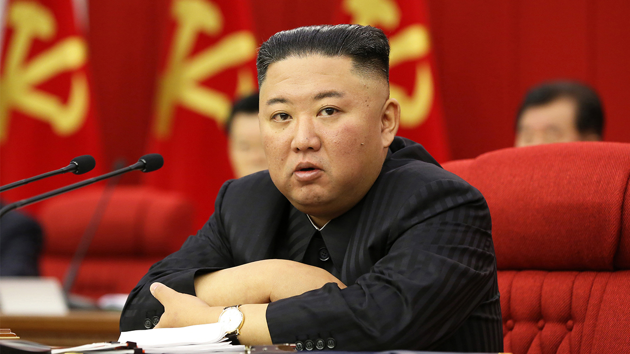 Kim Jong-un 'signals he wants to talk with the U.S.'