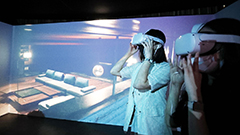 VR exhibition in Paris lets visitors experience BTS concert, scenes from 'Parasite'