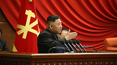 Kim Jong-un appears to have no