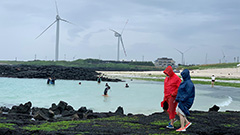 Time for healing amid COVID-19 pandemic; peaceful travel in Jeju