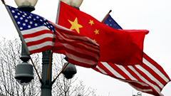 U.S. in talks with China over