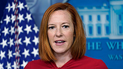 White House disappointed by Ch
