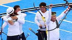 Live from Tokyo 2020: S. Korea