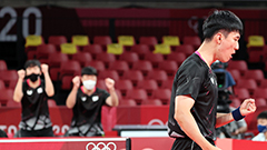 S. Korea faces Japan in table tennis bronze medal match