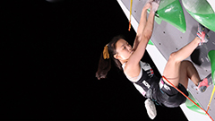 S. Korean Seo Chae-hyun eyeing first ever sport climbing gold in Olympics