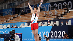 Vaulting to Olympic gold: Gymnast Shin Jea-hwan's Tokyo 2020 story