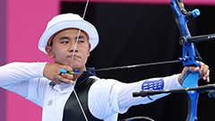 From prodigy to Olympic champion: 17-year-old archer Kim Je-deok's Tokyo 2020 story