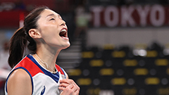 Olympic Museum to display S. Korea's legendary female volleyball player Kim Yeon-koung's uniform from Tokyo Olympics