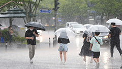 Heavy rain alert in effect in country's southern regions on Saturday