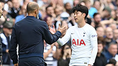 Son Heung-min scores second EPL goal of season in Tottenham's 1-0 victory over Watford
