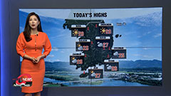 Sunshine in central regions, rain on south