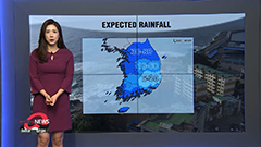 Autumn rain in store, strong winds in west