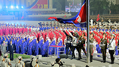 Leaders of China, Russia send congratulatory messages to N. Korea on its 73rd national day