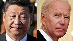 Biden, Xi hold talks for first time since February, discuss responsibility to avoid conflict